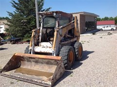 Skid Steer For Sale Case 1845C , 60 HP
