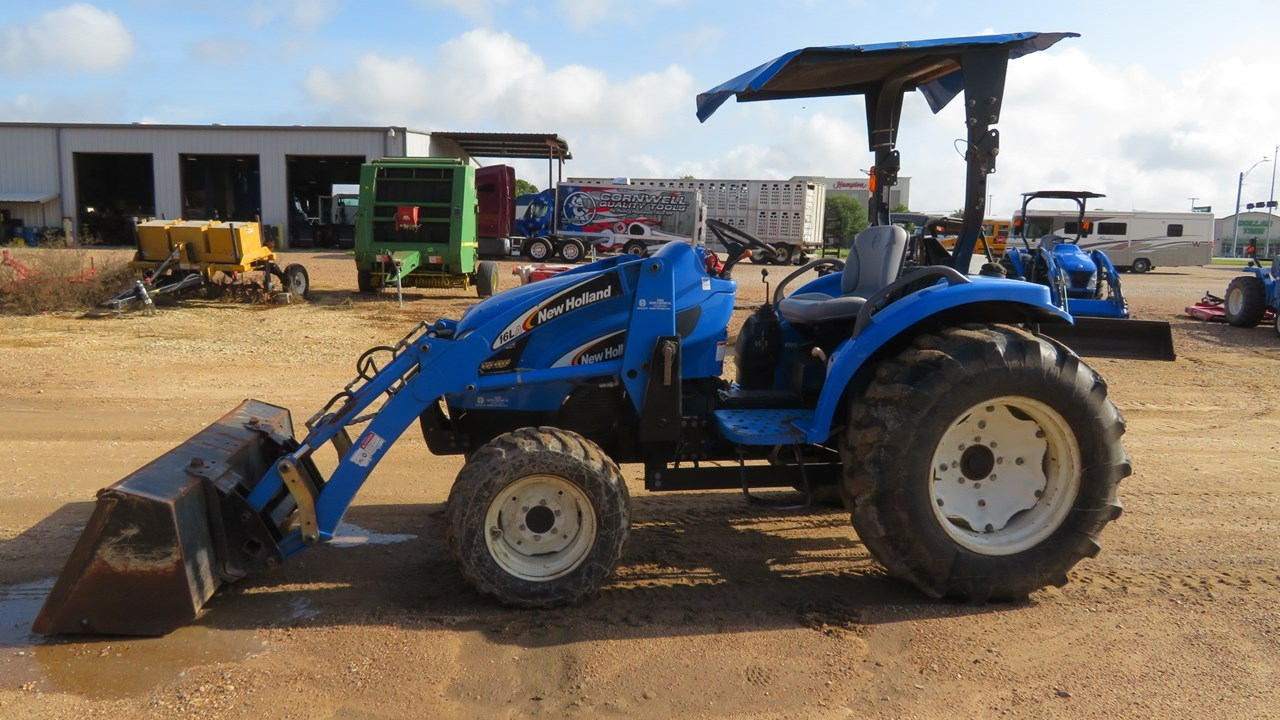 2004 New Holland TC35A Tractor For Sale