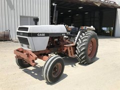 Tractor For Sale 1981 Case 1490