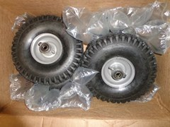 Wheels and Tires For Sale 2015 Univerco Eco-Weeder Pneumatic Tires - Set of 4