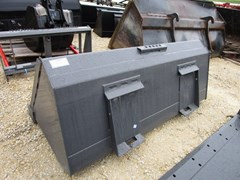 """Skid Steer Attachment For Sale 2021 Case 72"""" LIGHT MATERIAL BUCKET  735066016 AND 72"""" BOCE"""