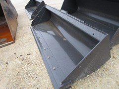 """Skid Steer Attachment For Sale 2021 Case 84"""" HEAVY DUTY DIRT BKT 735074016 & 84"""" BOCE"""