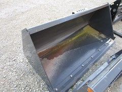 """Skid Steer Attachment For Sale 2021 Case 72""""  light material bucket 735066016"""
