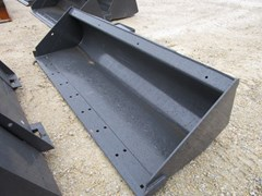 """Skid Steer Attachment For Sale 2021 Case 84"""" 735074016 HD BUCKET"""