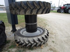 Wheels and Tires For Sale 2015 Case IH Firestone 12 bolt rim w/380/80 R38/spacers 250 mag