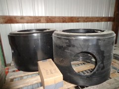 Attachments For Sale 2015 Case IH Spacers for magnum 250 fronts