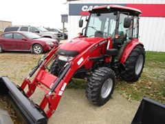 Tractor For Sale 2021 Case IH FARMALL 55C SERIES II