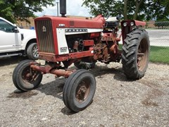 Tractor - Row Crop For Sale 1965 International 706 , 89 HP