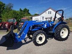 Tractor For Sale 2016 New Holland WORKMASTER 60 R4L , 60 HP