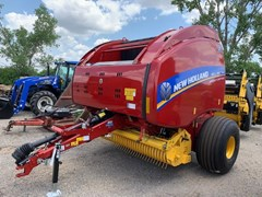 Baler-Round For Sale 2021 New Holland RB560