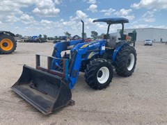 Tractor For Sale 2008 New Holland T4030 , 76 HP