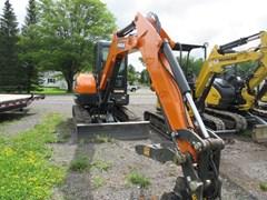 Excavator-Mini For Sale:   Doosan DX42