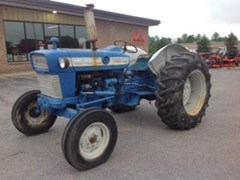 Tractor For Sale 1968 Ford 4000 , 52 HP