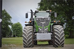 Tractor For Sale 2017 Fendt 1038 VARIO , 380 HP