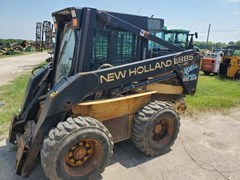 Skid Steer For Sale 1999 New Holland LX885