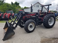 Tractor For Sale 2002 Case IH C80 R4L , 80 HP