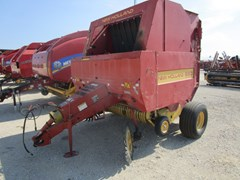 Baler-Round For Sale 1994 New Holland 660