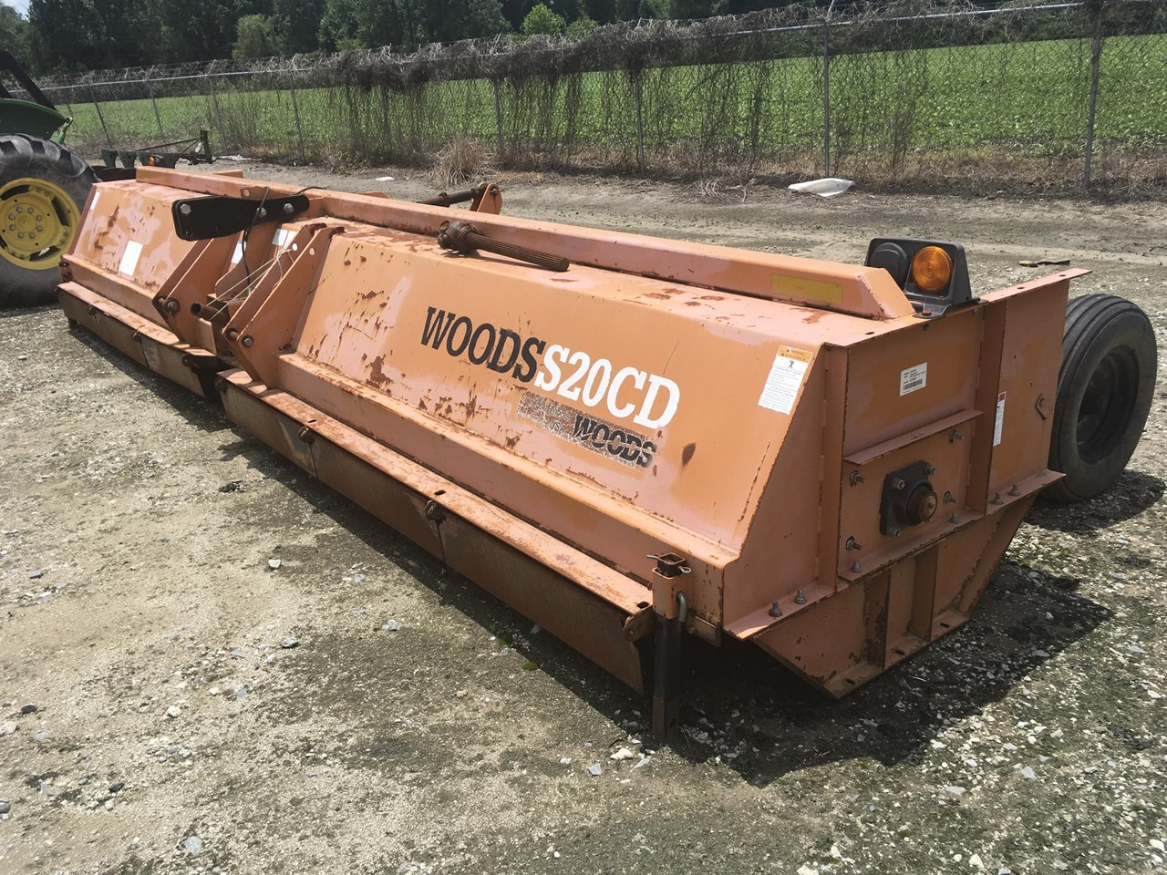 Woods S20CDHD Cutter For Sale