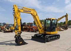 Excavator Mini For Sale 2021 Komatsu PC88MR-11