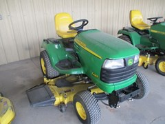 Riding Mower For Sale 2002 John Deere X485 , 25 HP