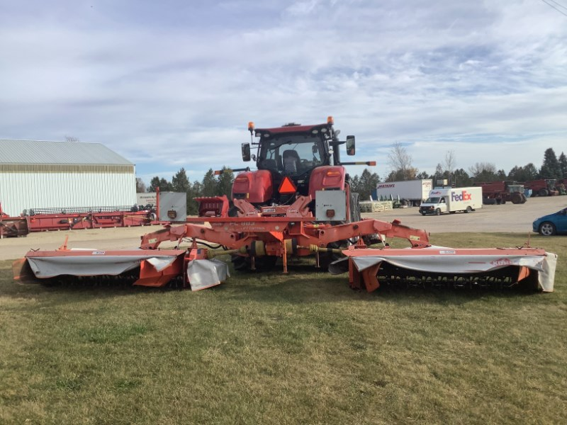 2009 Kuhn FC883 Mower Conditioner For Sale