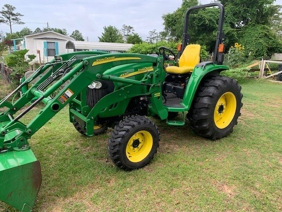 2012 John Deere 4520 Tractor - Compact Utility For Sale