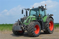 Tractor For Sale 2014 Fendt 724 VARIO TMS , 240 HP