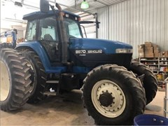 Tractor For Sale 1997 New Holland 8870 , 210 HP