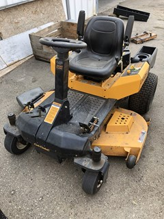 Finishing Mower For Sale 2011 Cub Cadet Z-FORCE S54