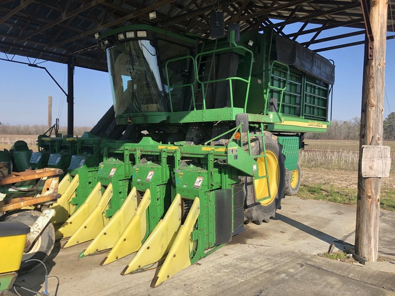 2005 John Deere 9996 Cotton Picker For Sale