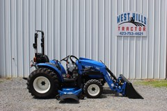 Tractor For Sale 2012 New Holland Boomer 30 , 28 HP