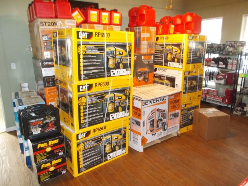 """Generac Be Prepared For Hurricane Season """"GENERATORS In St Generator For Sale"""