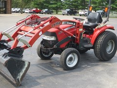 Tractor - Compact Utility For Sale 2005 Case IH DX33 , 33 HP