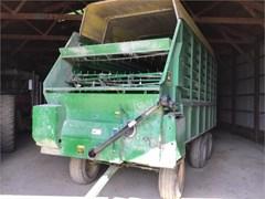 Forage Box-Wagon Mounted For Sale John Deere 716A