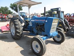 Tractor For Sale Ford 4000