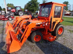 Tractor - Compact Utility For Sale Kubota B7500HSD