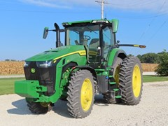 Tractor - Row Crop For Sale 2020 John Deere 8R 250 , 250 HP