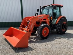 Tractor - Utility For Sale 2018 Kubota M5-091 , 92 HP