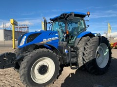 Tractor For Sale 2020 New Holland T7.260