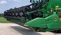 Header-Auger/Flex For Sale 2012 John Deere 635F