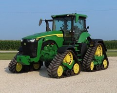 Tractor - Track For Sale 2021 John Deere 8RX 370 , 370 HP
