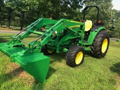 Tractor - Compact Utility For Sale 2021 John Deere 4066M HD , 66 HP