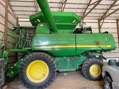 Combine For Sale 2009 John Deere 9870 STS