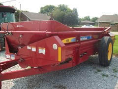 Manure Spreader-Dry For Sale 2017 New Holland 155