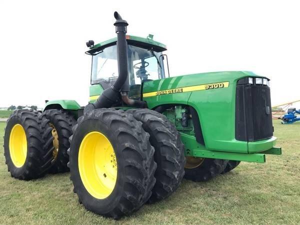 1998 John Deere 9300 Tractor For Sale
