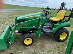 Tractor - Compact Utility For Sale:  2017 John Deere 1023E , 23 HP