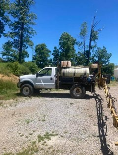Sprayer-Self Propelled For Sale 1999 Ford F-450