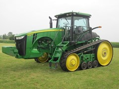 Tractor - Track For Sale 2011 John Deere 8360RT , 360 HP