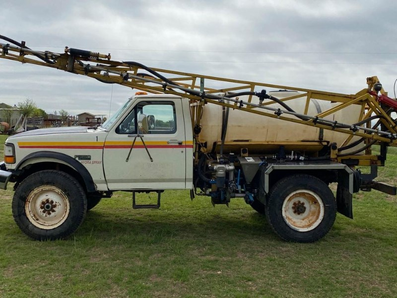 1997 Ford F-350 Sprayer-Self Propelled For Sale
