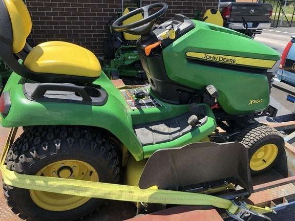2020 John Deere X580 Riding Mower For Sale